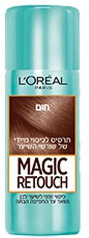 מג'יק ריטאצ' תרסיס לכיסוי מיידי של שורשי השיער בגוון 2 חוםתמונה של