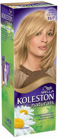 WELLA | קולסטון מיני קיט נטורל - קרם צבע לשיער 11/7 בלונד וונילתמונה של