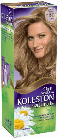 WELLA | קולסטון מיני קיט נטורל - קרם צבע לשיער 8/1 בלונד אפור בהירתמונה של