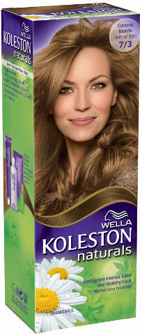 WELLA   קולסטון מיני קיט נטורל - קרם צבע לשיער 7/3 חום ערמוניתמונה של