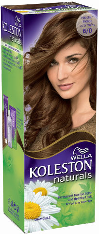 WELLA | קולסטון מיני קיט נטורל - קרם צבע לשיער 6/0 בלונד כההתמונה של