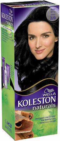 WELLA | קולסטון מיני קיט נטורל - קרם צבע לשיער 2/0 שחורתמונה של