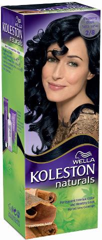WELLA | קולסטון מיני קיט נטורל - קרם צבע לשיער 2/8 שחור כחולתמונה של