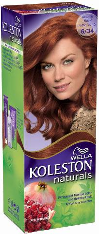 WELLA | קולסטון מיני קיט נטורל - קרם צבע לשיער 6/34 מייפל סתוויתמונה של