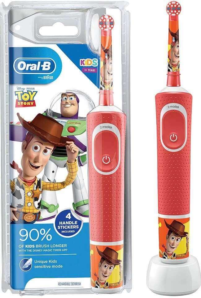 אורל בי מברשת חשמלית נטענת לילדים צעצוע של סיפורתמונה של