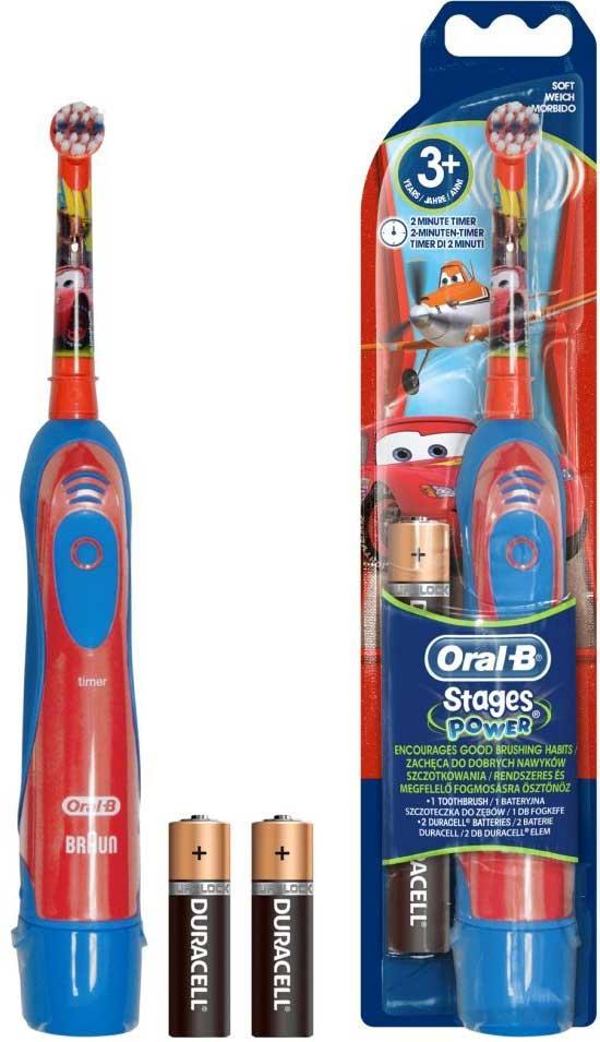 Oral B Disney | מברשת שיניים חשמלית לילדים אורל בי דיסני תמונה של