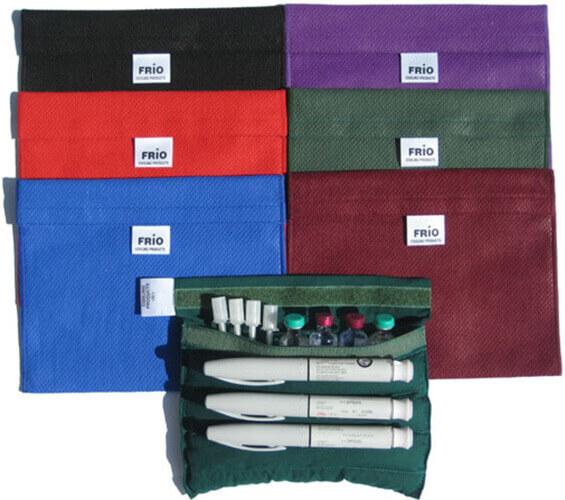 Frio XL - נרתיק קירור לתרופות ול-8 עטי אינסוליןתמונה של