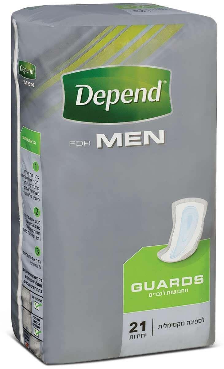 דיפנד תחבושת לגבריםתמונה של