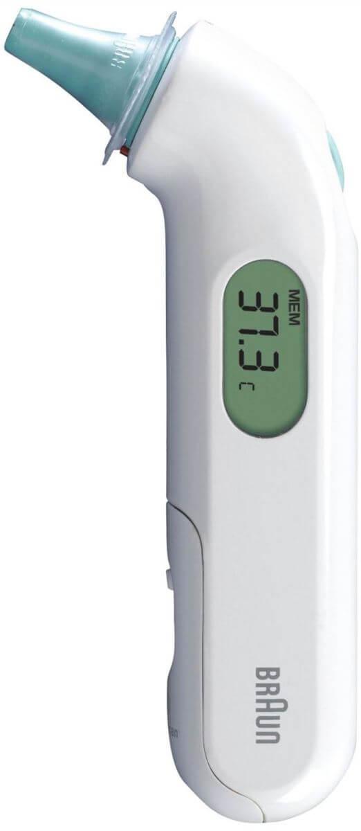 מד חום אוזן בראון דגם IRT3030תמונה של