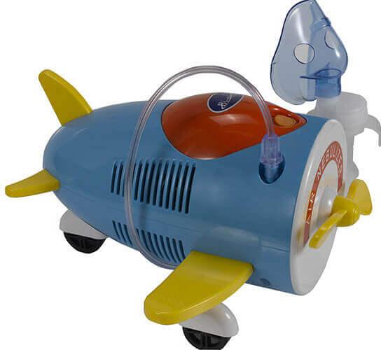 מכשיר אינהלציה אווירון לילדים Bi Richתמונה של