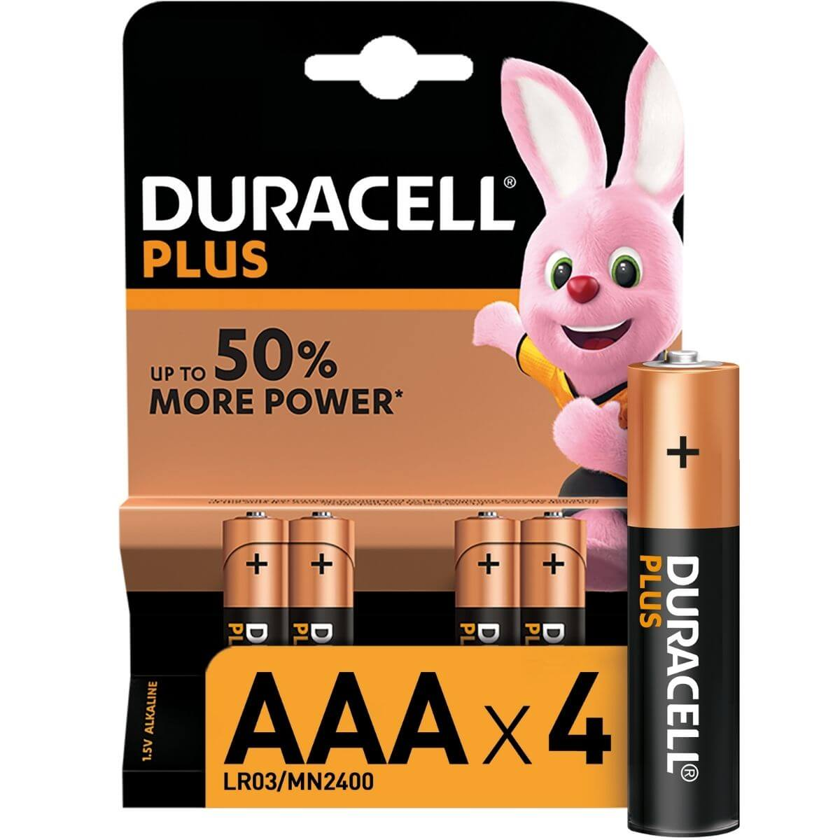 דורסל | מארז 4 סוללות AAAתמונה של