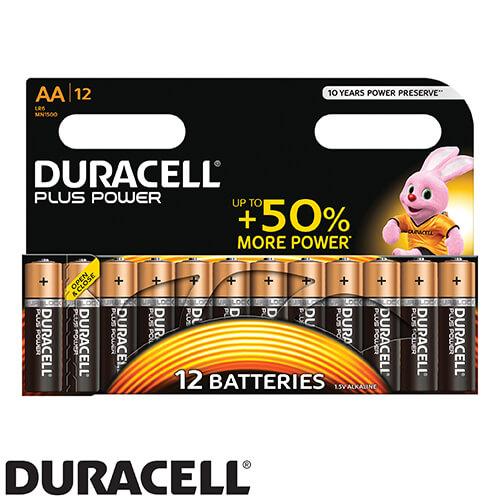 דורסל | מארז 12 סוללת AAתמונה של