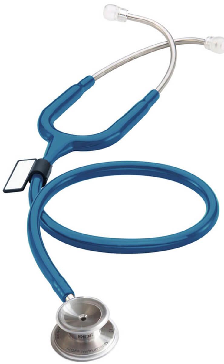 MDF® Acoustica Lightweight   סטטוסקופ דגם אקוסטיקה פעמון כפולתמונה של