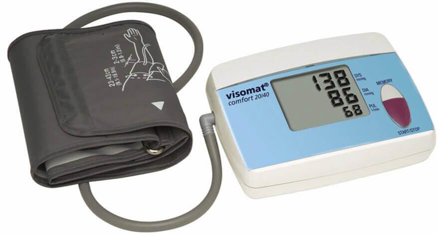 מד לחץ דם UEBE Visomat Comfort 20/40תמונה של