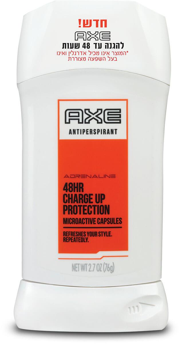 AXE | אקס - דאודורנט סטיק אנטיפרספירנט אדרנליןתמונה של