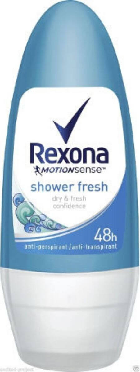 Rexona| רקסונה - דאודורנט רול און שאוואר פרש לאשהתמונה של
