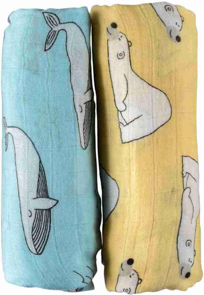 NEVO זוג חיתולי טטרה במבוק גדולים במיוחד - עיצוב הקוטב הצפוניתמונה של