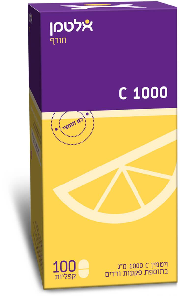 אלטמן ויטמין C-1000תמונה של
