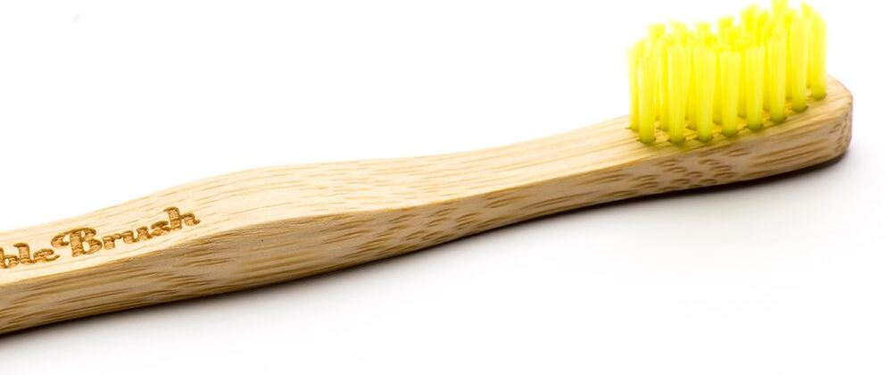 מברשת שיניים מבמבוק לילדים - אולטרה סופט HUMBLEתמונה של