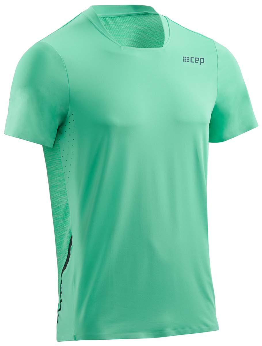 CEP חולצת ריצה שרוול קצר, לגבריםתמונה של