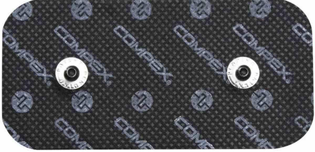 ELECTRODES EASYSNAP PERFORMANCE 50 X 100 MM | אלקטרודות קומפקס 50*100 חיבור כפולתמונה של