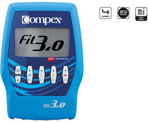 Compex fit 3.0 | קומפקס פיט 3.0תמונה של