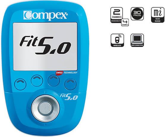 Compex fit 5.0 | קומפקס פיט 5.0תמונה של