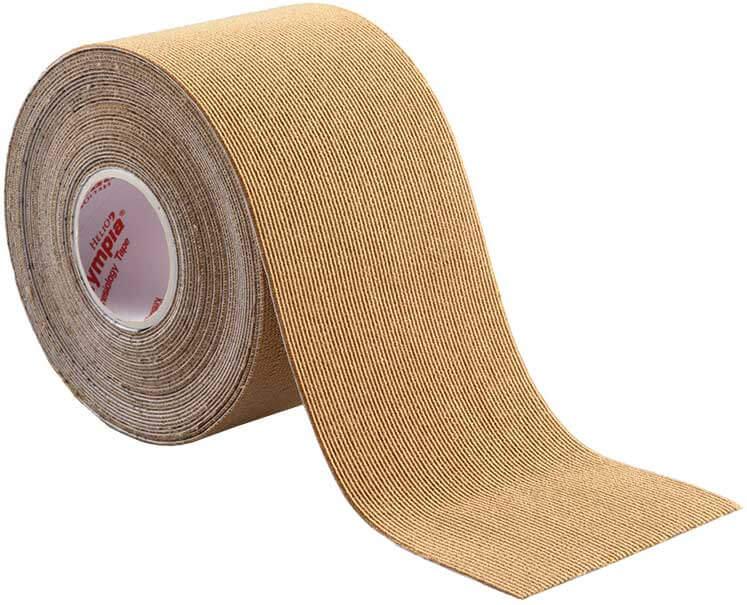 קינזיו-טייפ אולימפיה – אריזת חיסכון: (4,6,8,12 גלילים) ברוחב משתנה | Olympiaתמונה של